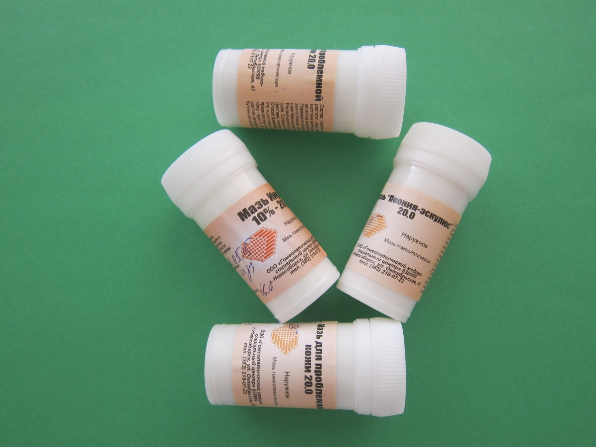 Календула 10% - 20 грамм