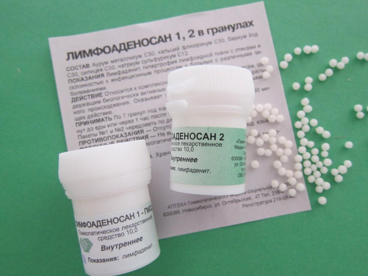 Лимфоаденосан 2 - 10 грамм